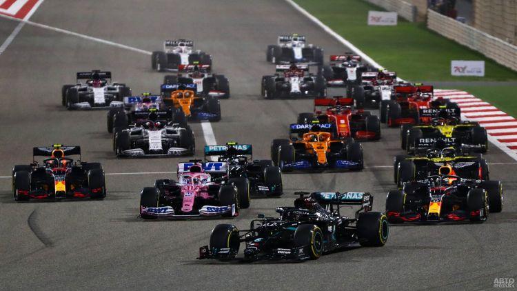 Формула-1: Хэмилтон победил в Бахрейне