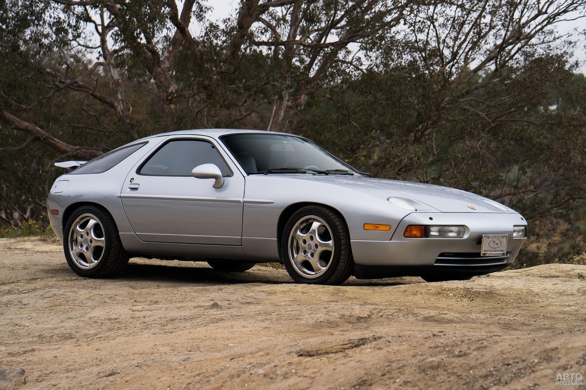 Последняя версия Porsche 928 GTS, 1991 год
