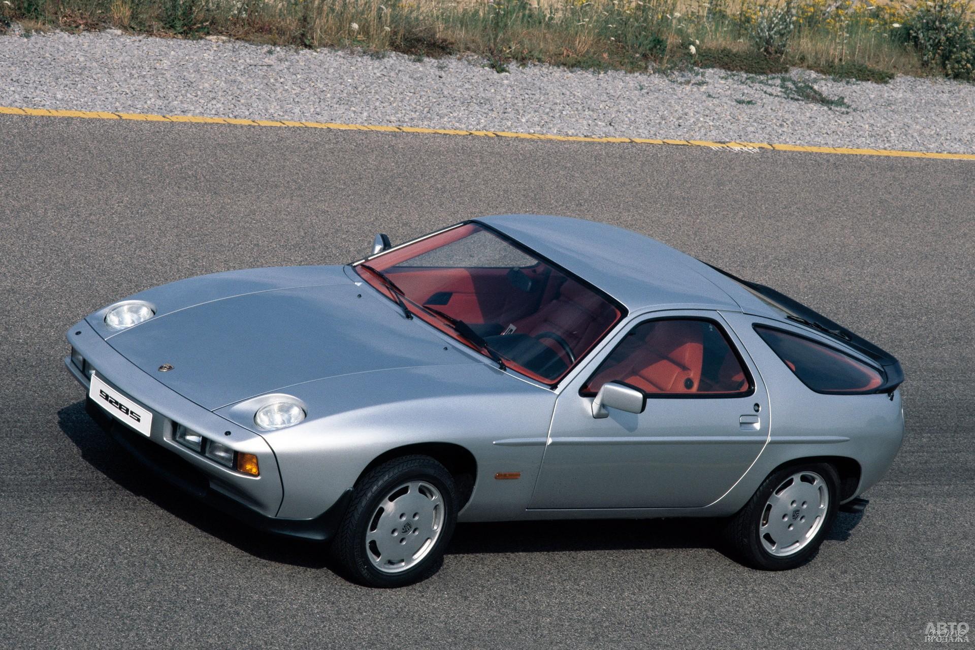 Pоrsche 928 S 1980 года