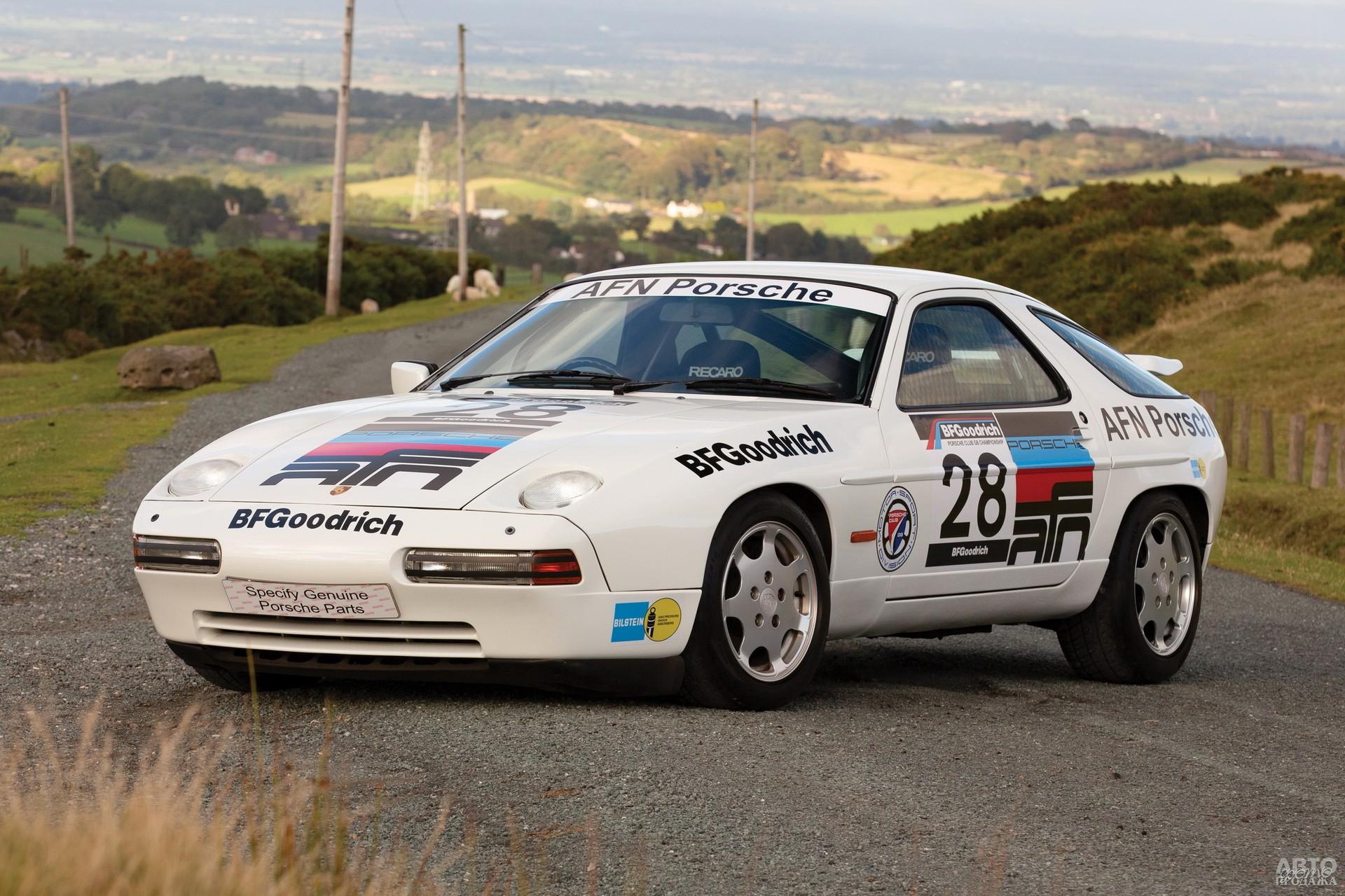 Гоночный Porsche 928