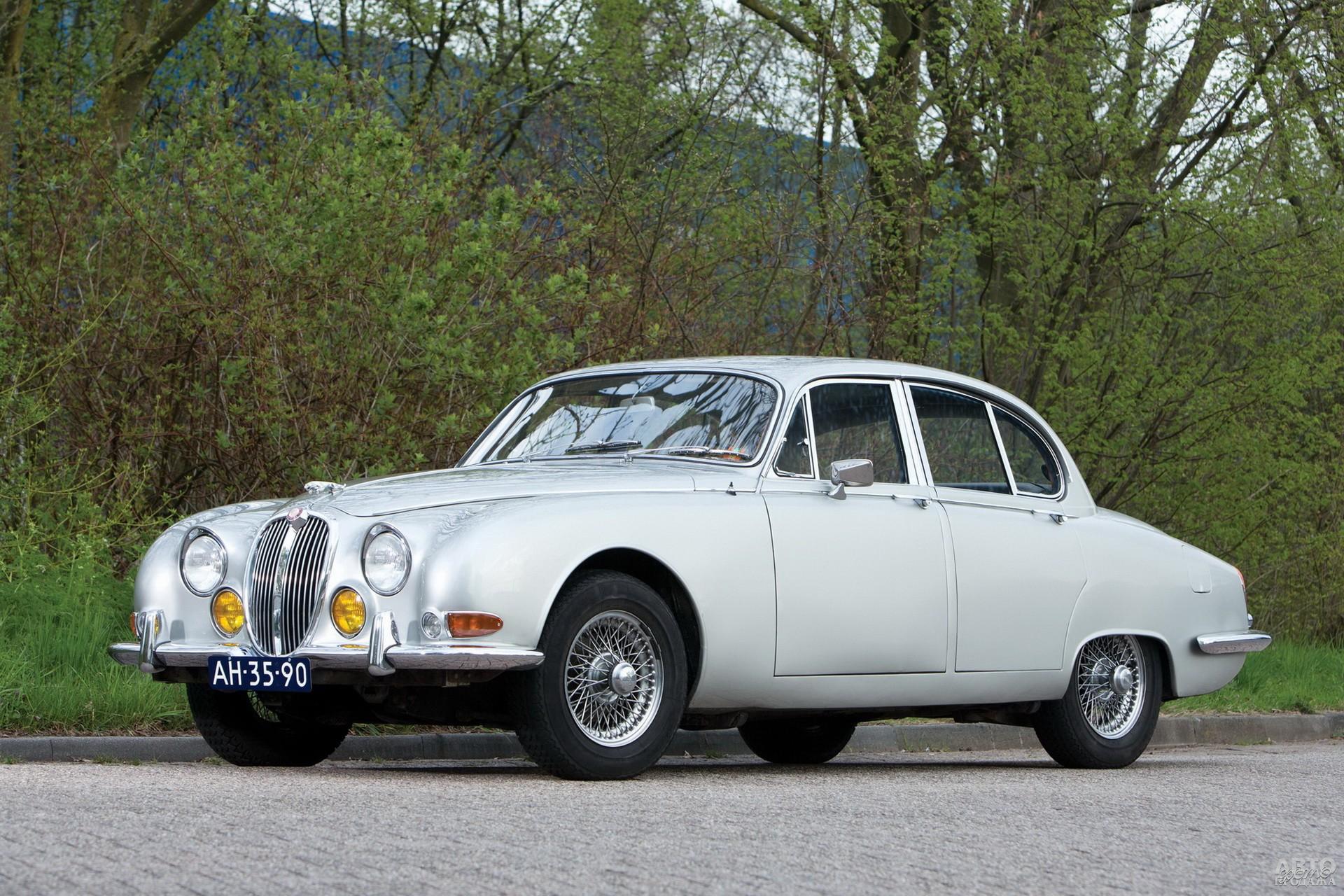 Jаguar S-Type 1963 года