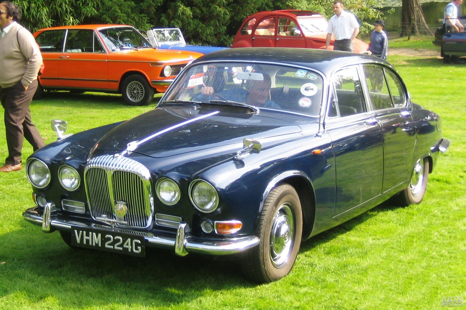 Daimler Sovereign 1968 года