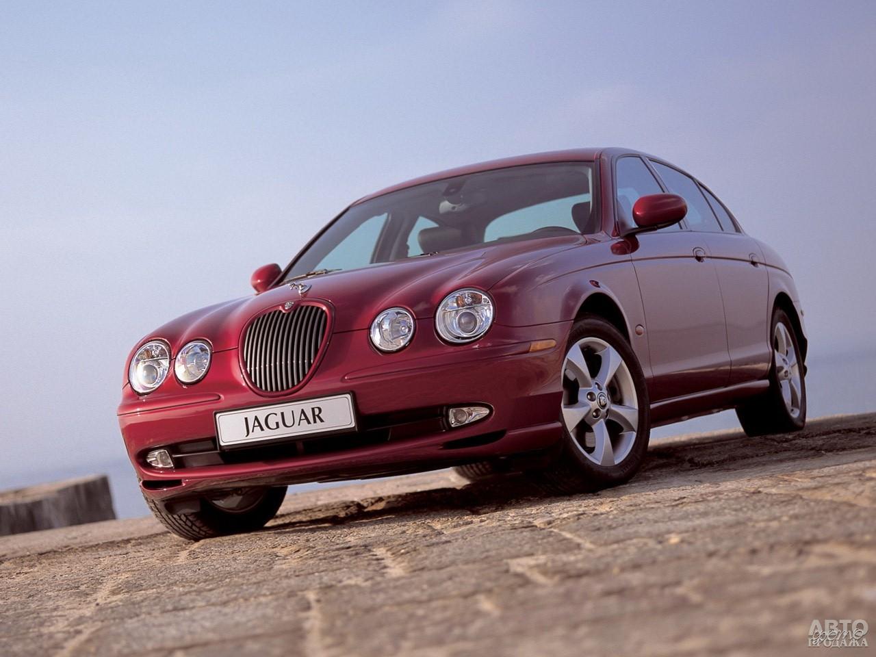 Jaguar S-Type возродили в 1999 году