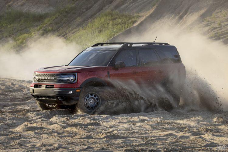 Ford Bronco Sport: альтернатива Kuga для бездорожья