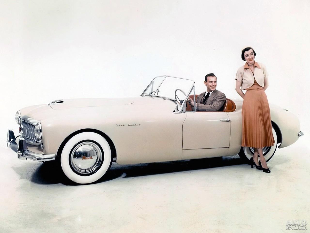 Nash-Healey, 1952 год