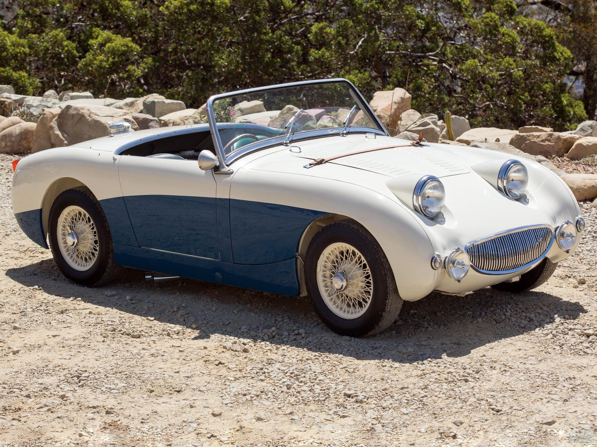 Austin-Healey Sprite 1958 года