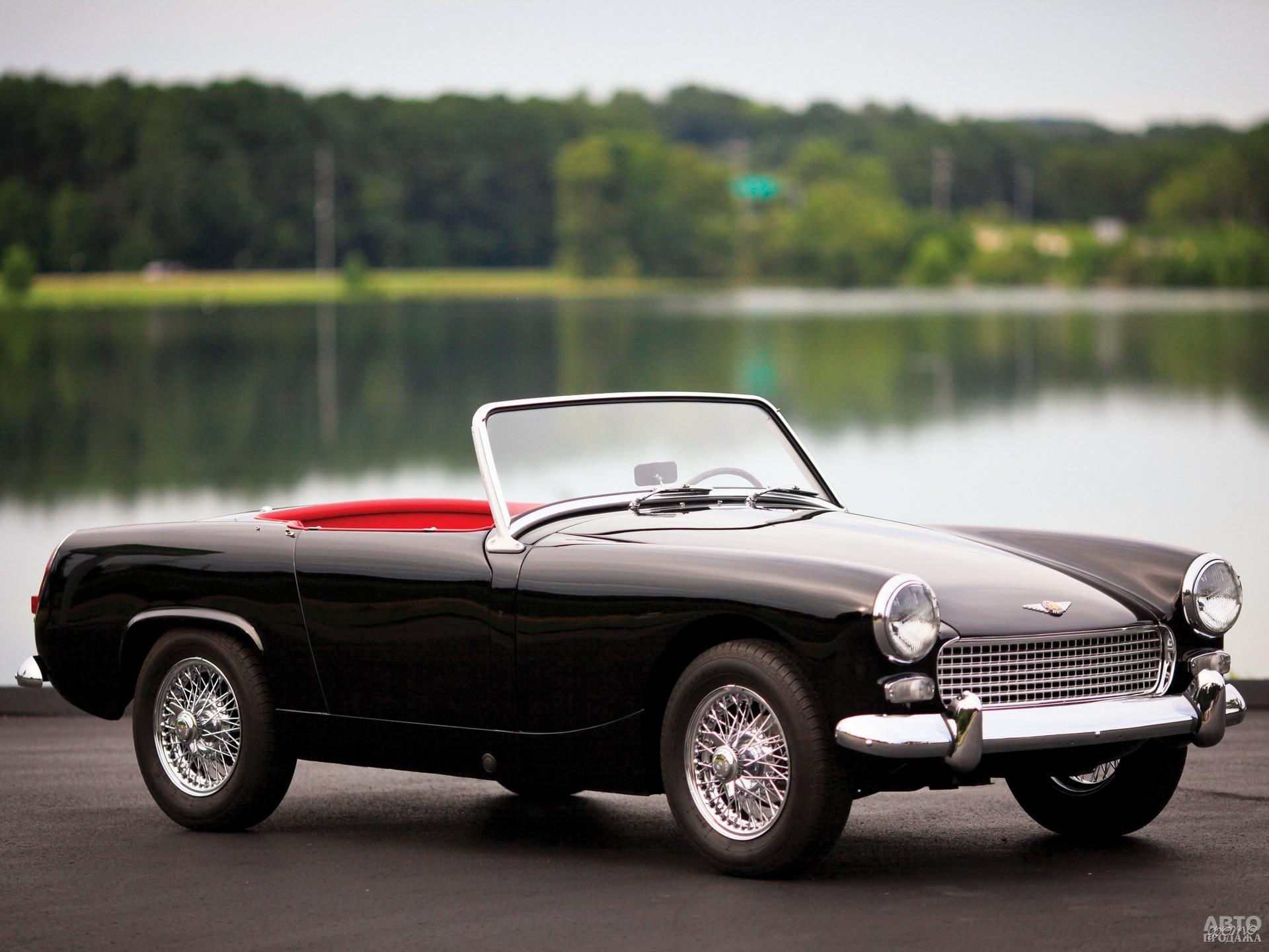 Austin-Healey Sprite 1961 года