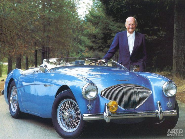 Healey: спортивные автомобили по-британски