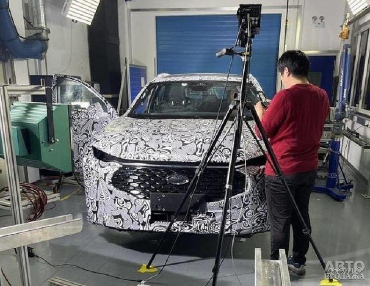 Новый Ford Mondeo превратят во вседорожный универсал
