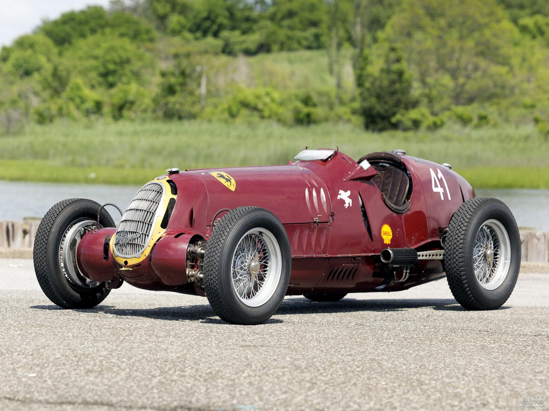 Alfa Romeo 8C-35 1935 года