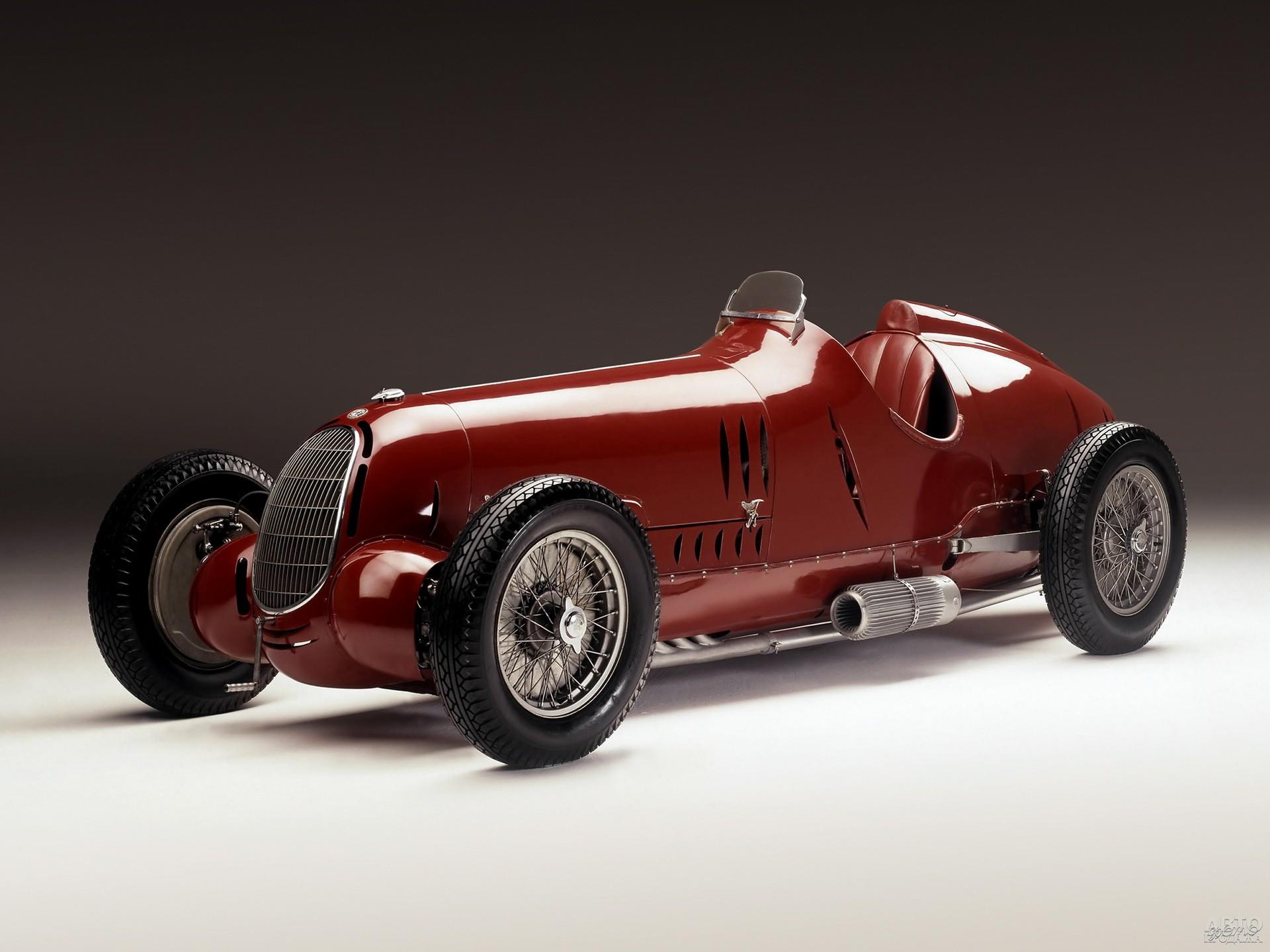 Alfa Romeo 12C-36 1936 года