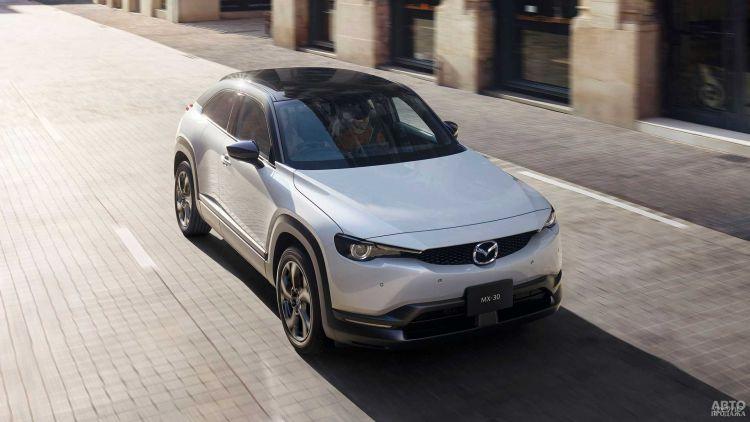 Новая роторная Mazda появится в 2022 году