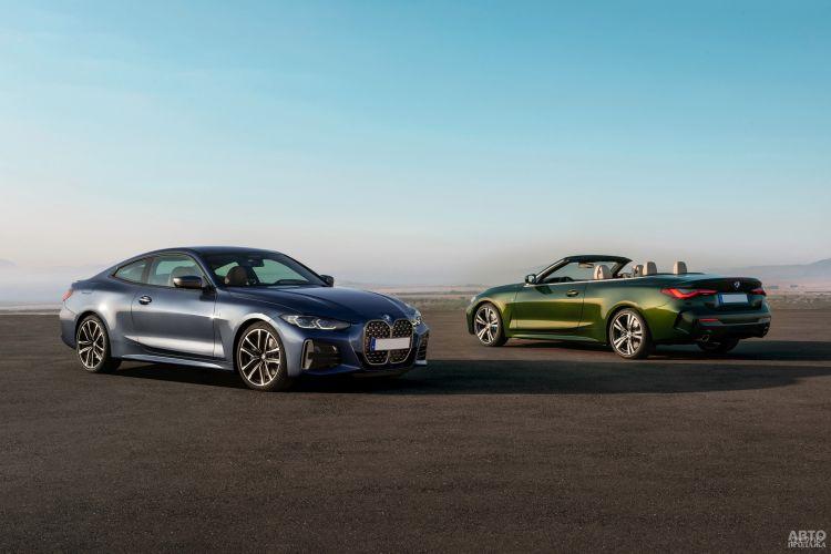 BMW 4 Series: смена поколений