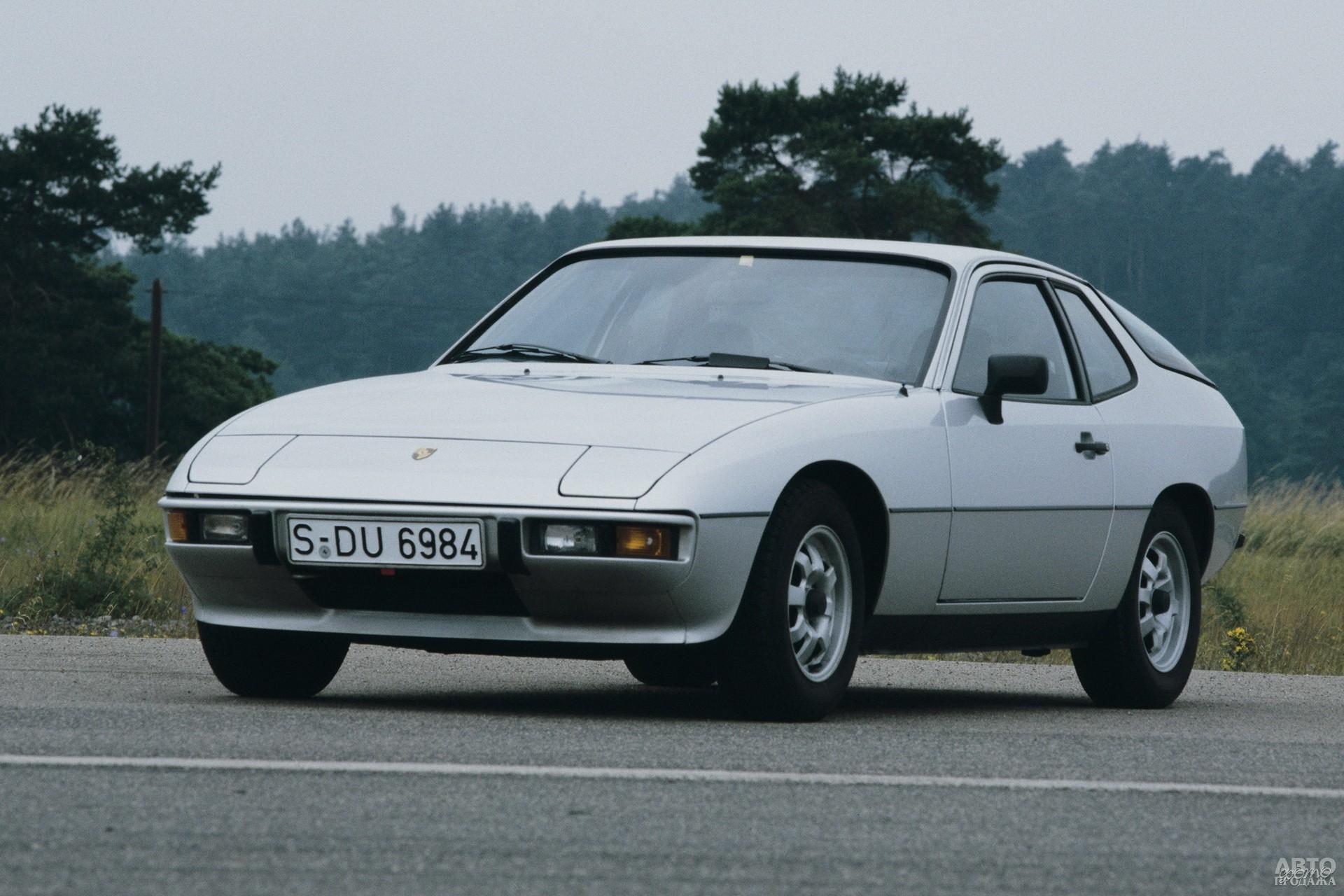 Первый Porsche 924 1976 года