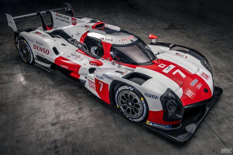 Toyota готовит эксклюзивную спортивную модель