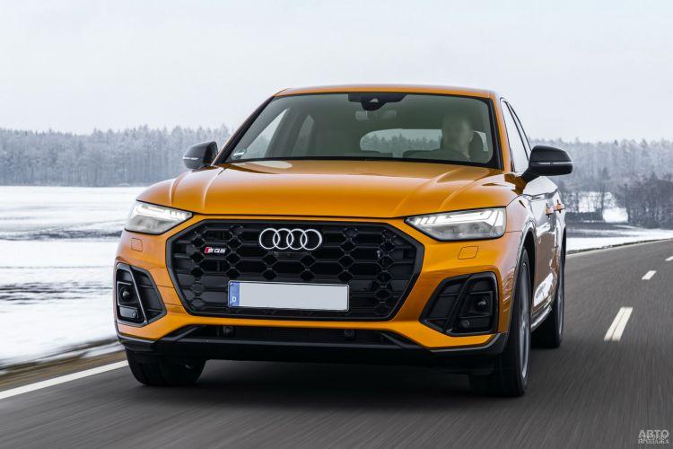 Audi SQ5 Sportback: в новом формате