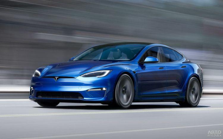 Tesla Model S: основательная модернизация