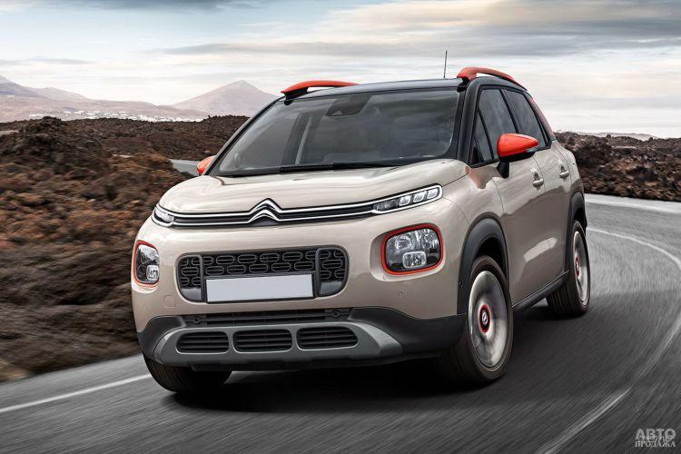 Citroen C3 Aircross, Hyundai Venue и Seat Arona: небольшие вседорожники для города