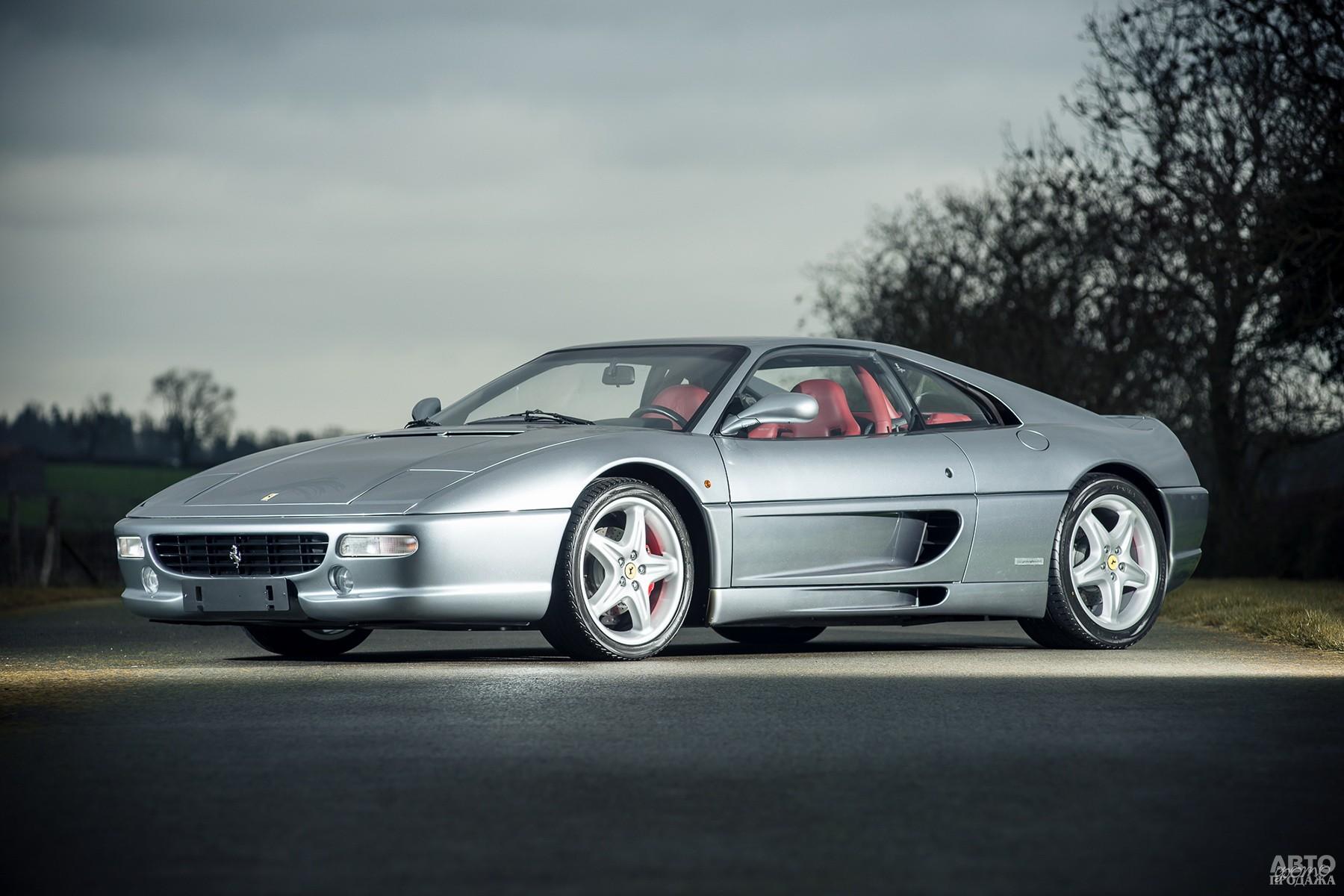 Ferrari F355, 1994 год