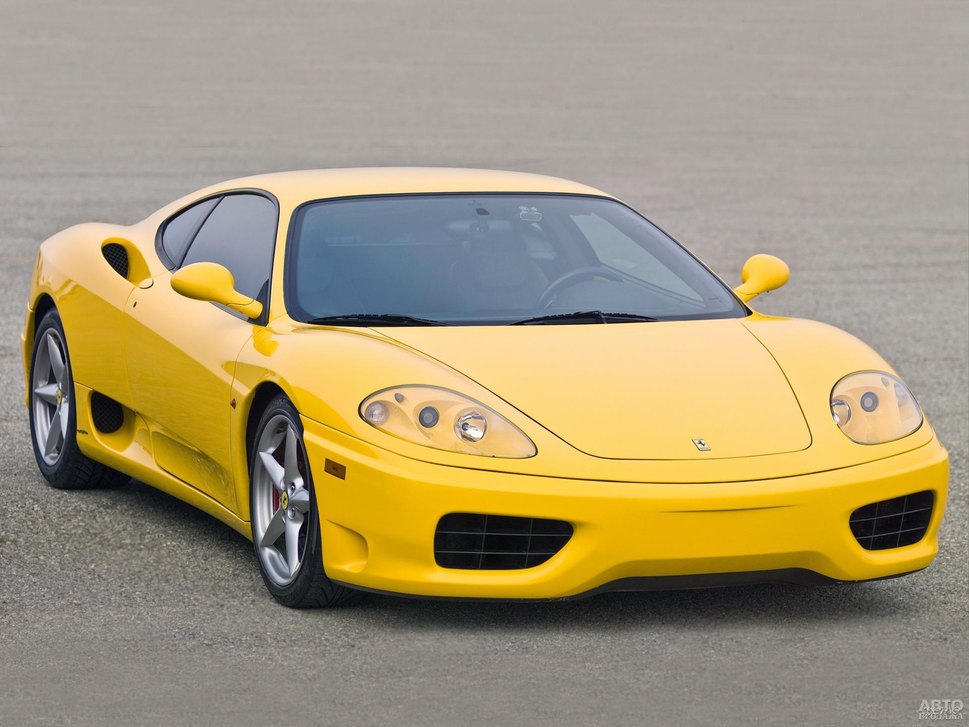 Ferrari 360 Modena 2000 года