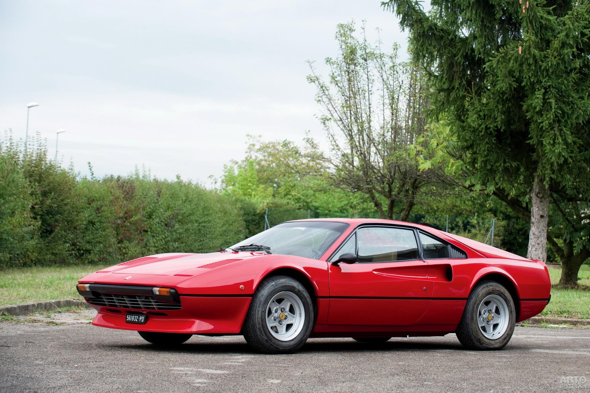 Ferrari 308 GTB 1975 года