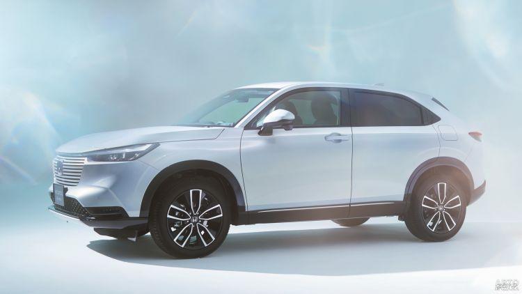 Honda HR-V: третий дубль