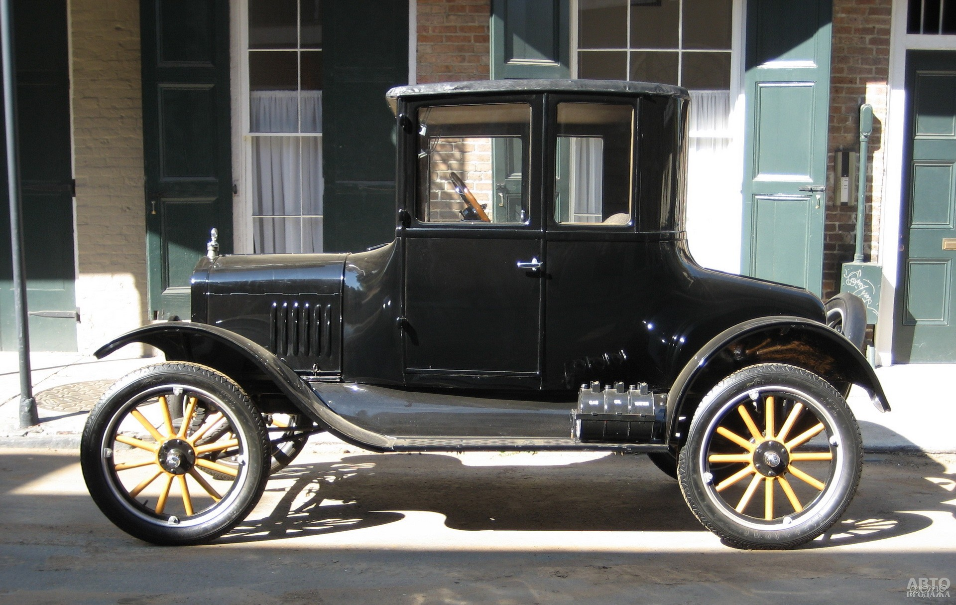 Купе Ford Т 1920 года