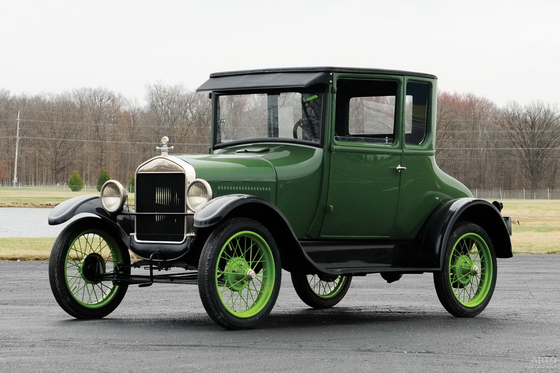 Купе Ford T 1926 года