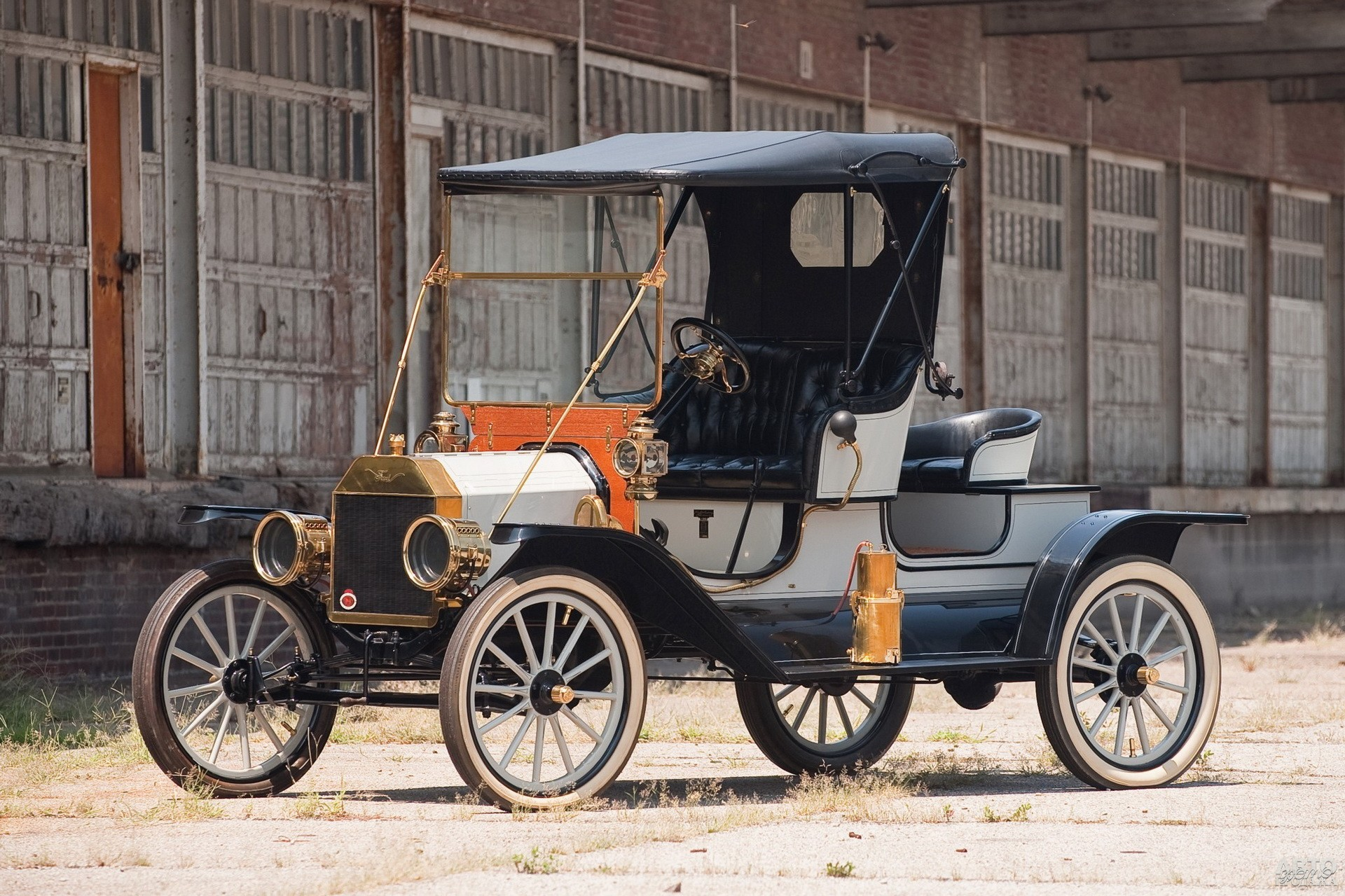 Ford T Roadster 1909 года