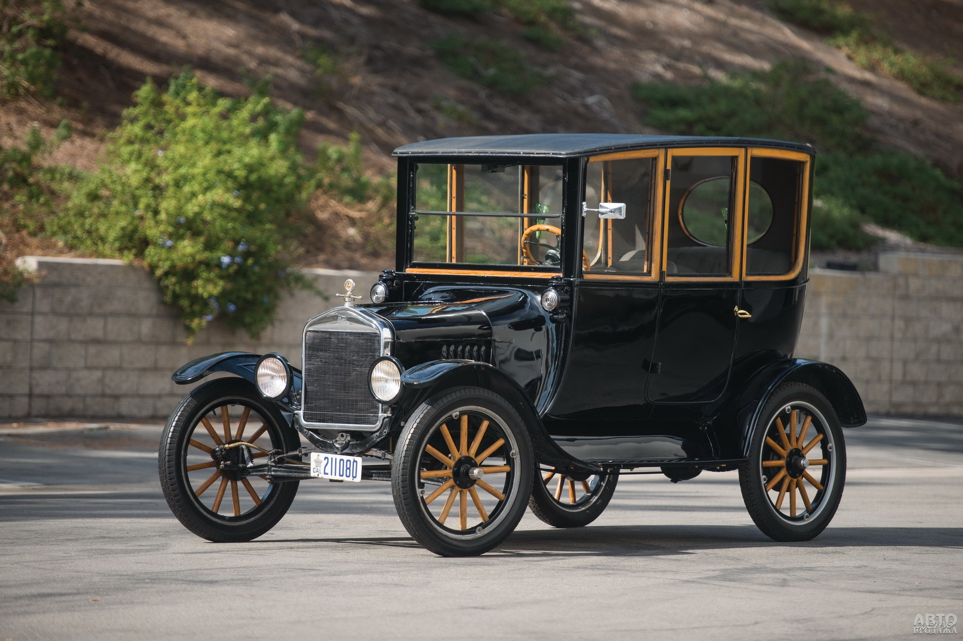 Седан Ford Т 1919 года
