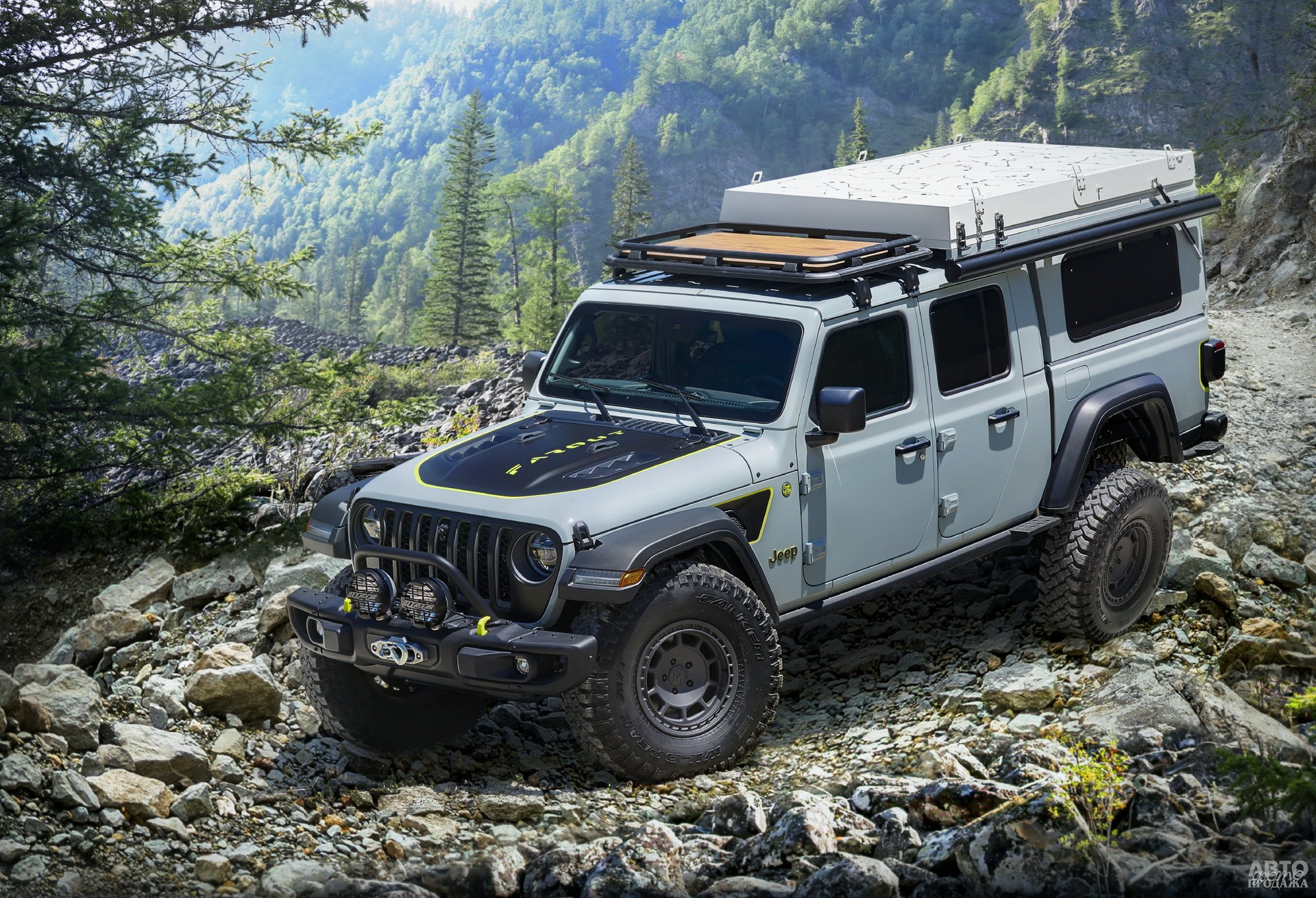 Jeep Gladiator Farout