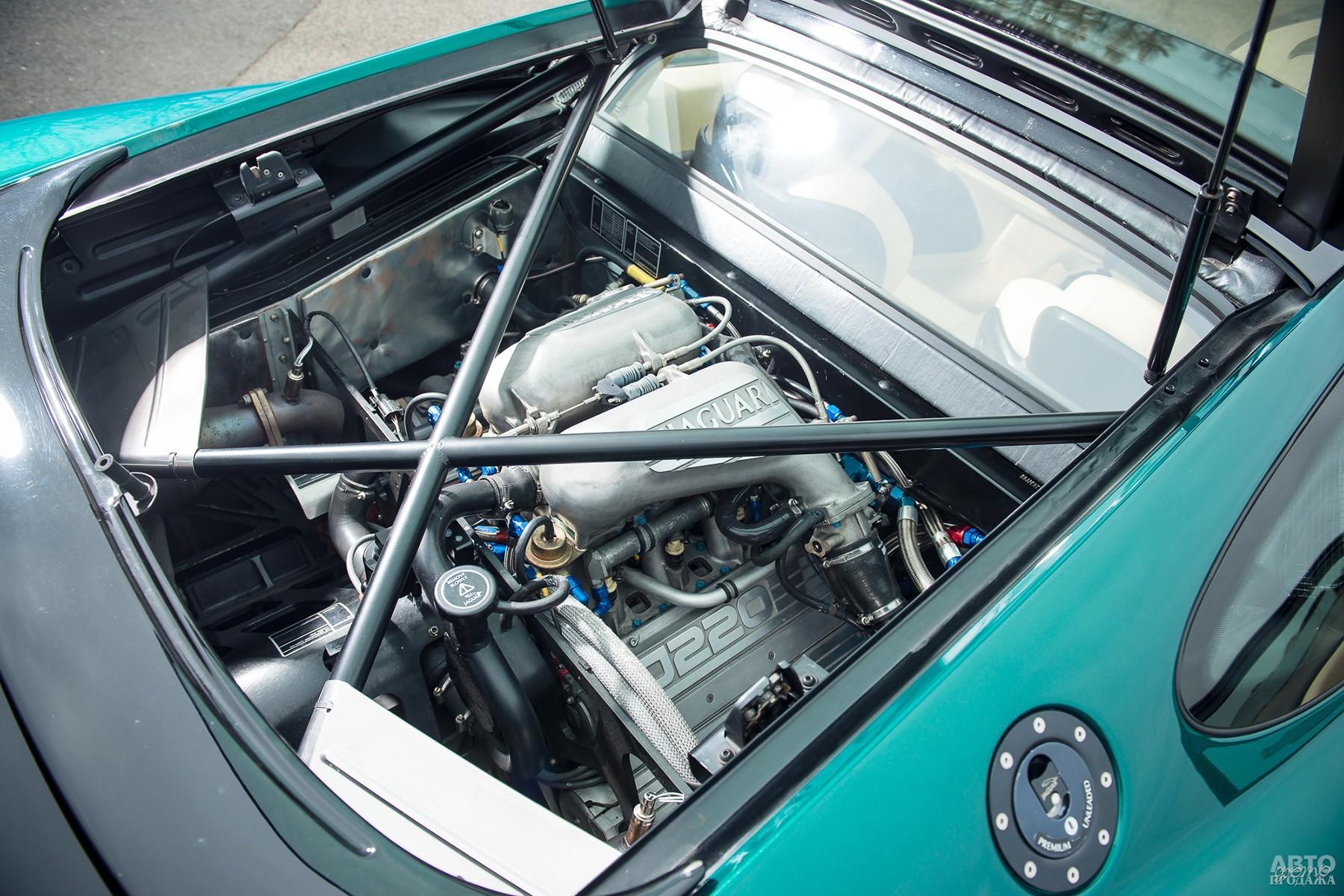 Серийная модель получила турбированный V6