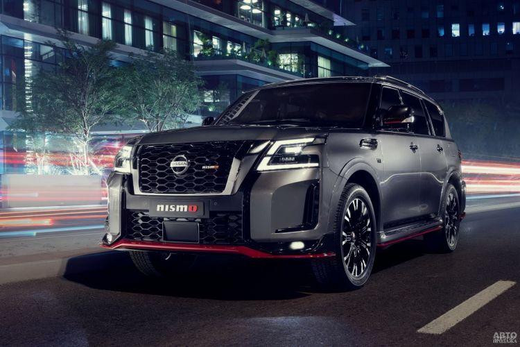 Nissan Patrol Nismo: самый мощный в истории