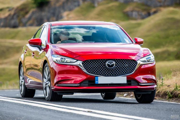 Mazda 6, Skoda Superb и Volvo S90: сравнение семейных седанов