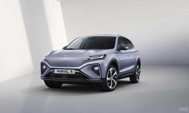 MG Marvel R: электромобиль по разумной цене