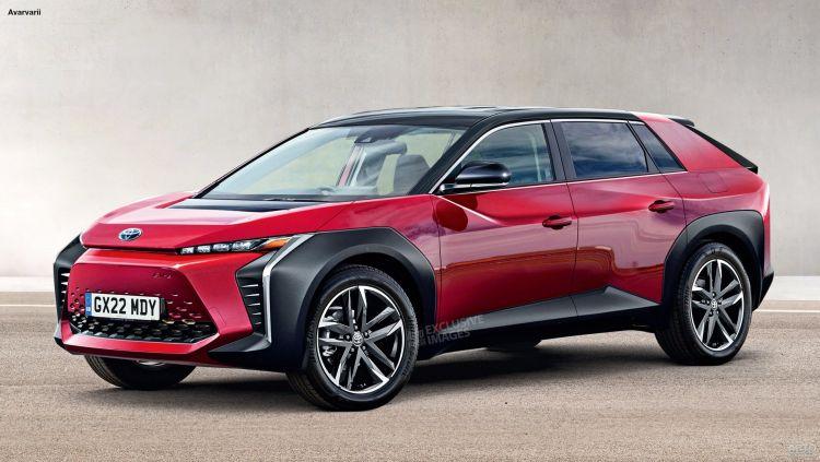 Электромобили Toyota будут выпускать под отдельной маркой