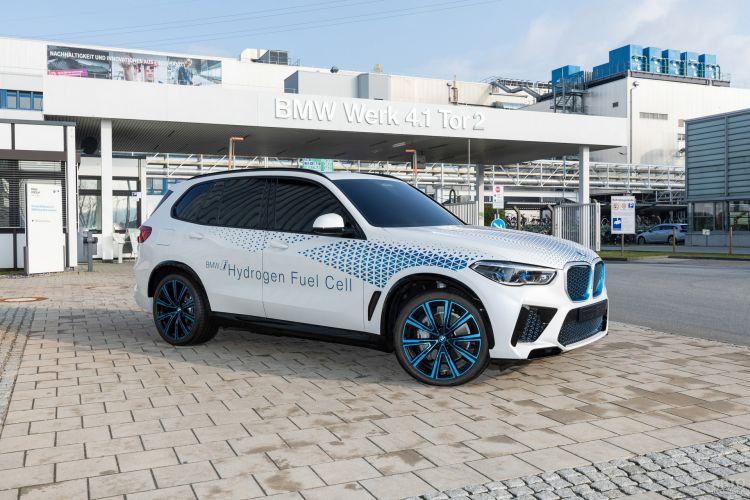 BMW X5 переведут на водород