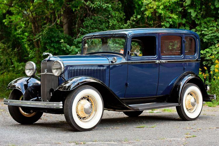 Ford V8: отец мощных американских автомобилей