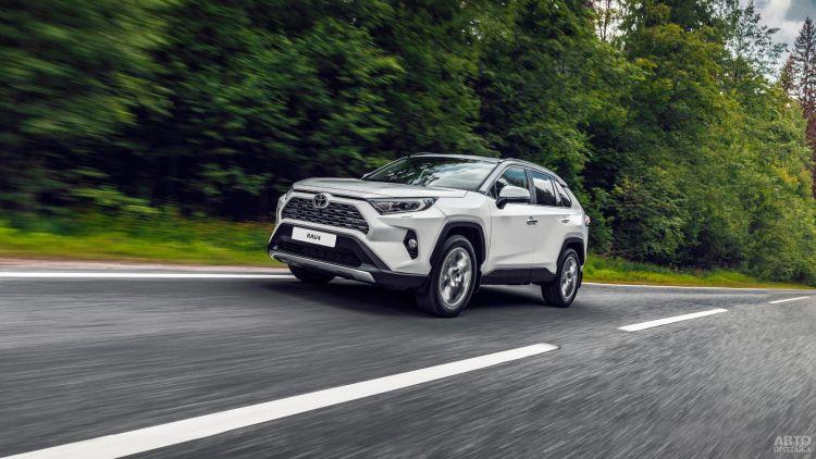 В Украине выросли продажи новых автомобилей