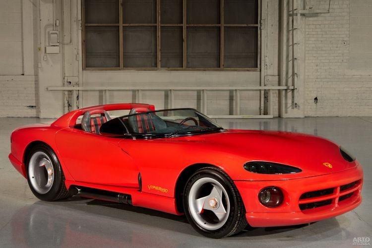 Dodge Viper: юбилей могучего американца