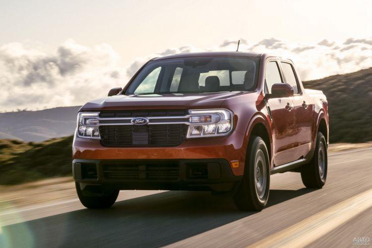 Ford Maverick: нетипичный пикап