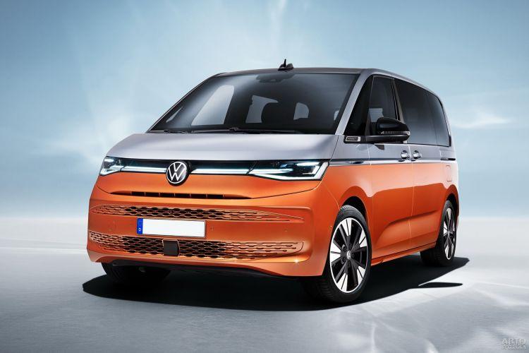 Volkswagen Multivan: седьмой дубль