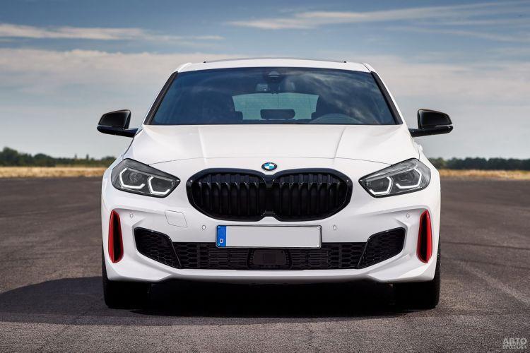 BMW 1 Series, Mercedes-Benz A-Class и Volkswagen Golf GTI: хэтчбеки с характером