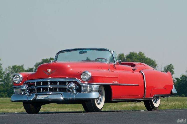Cadillac Eldorado: американский премиум