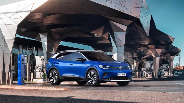Volkswagen откажется от двигателей внутреннего сгорания
