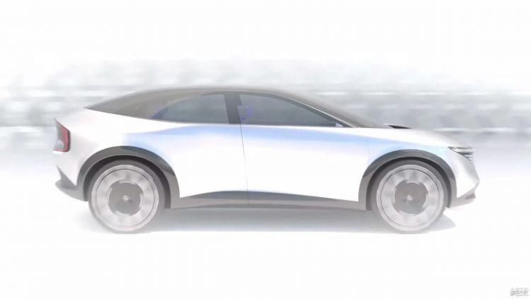 Nissan готовит новый электрический вседорожник