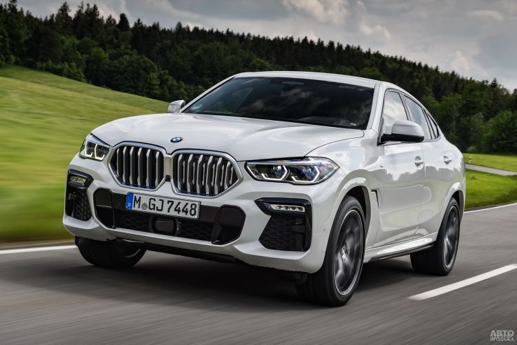 BMW X6, Mercedes-Benz GLE Coupe и Porsche Cayenne Coupe: вседорожники с душой купе