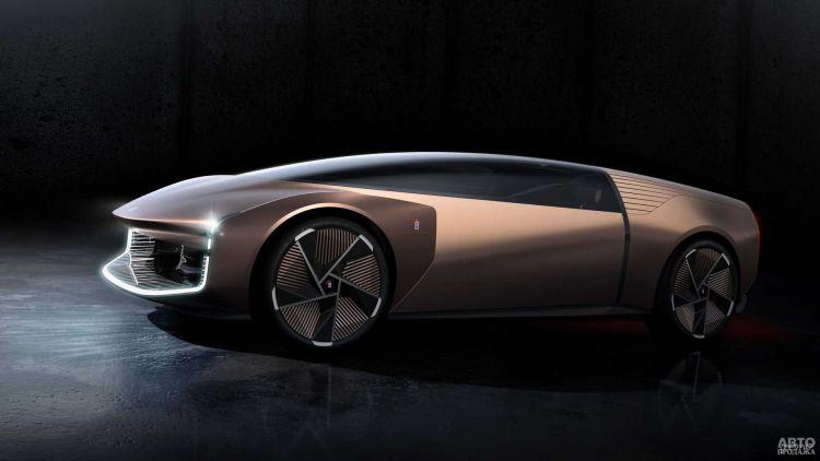 Pininfarina Teorema: взгляд в будущее