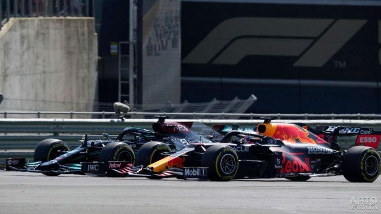 Формула-1: реванш Хэмилтона на последних кругах в Великобритании