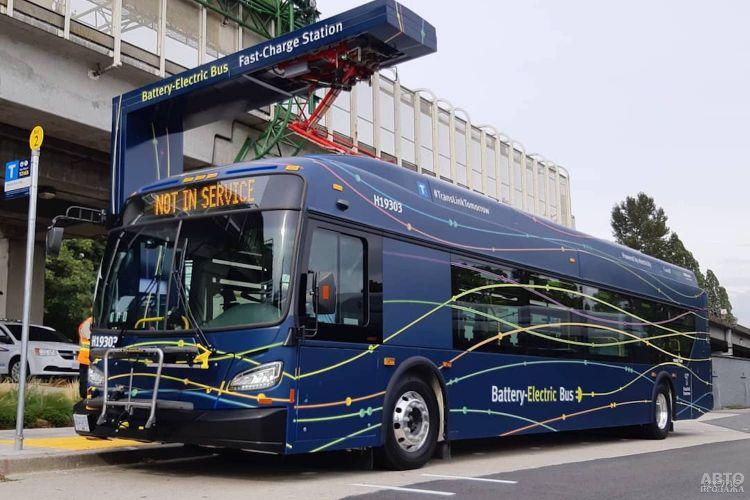 Киев закупит партию электробусов
